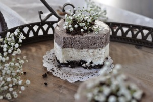 Caketime by Tamaris: No-bake mini Oreo-Cheesecake